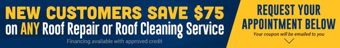Jorve: $75 off New Customer Service